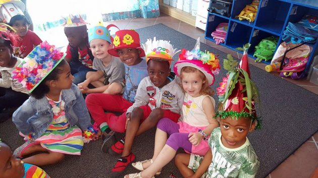 Jozi Jammers Nursery School class