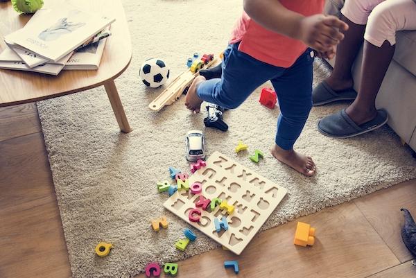 Early Childhood Development - Kids Playing